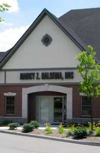 The office of Dr. Nancy Halsema, Carmel West Dentistry